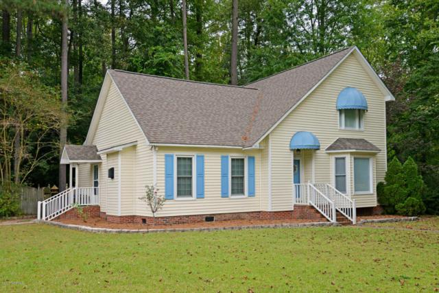 906 River Hill Drive, Greenville, NC 27858 (MLS #100085543) :: Century 21 Sweyer & Associates