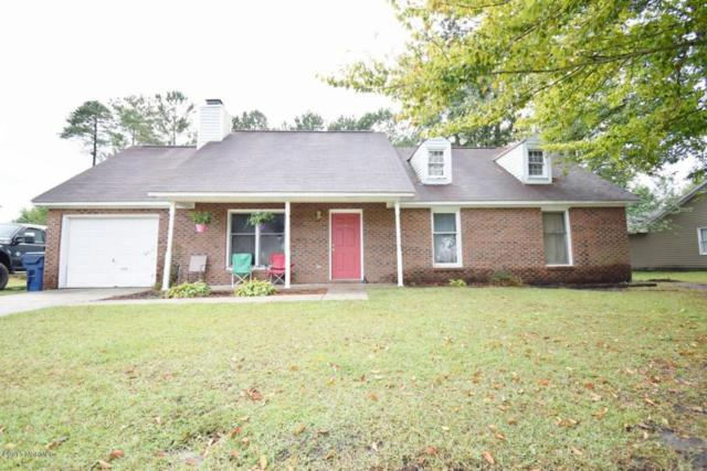 303 Little John Lane, Havelock, NC 28532 (MLS #100085610) :: Century 21 Sweyer & Associates