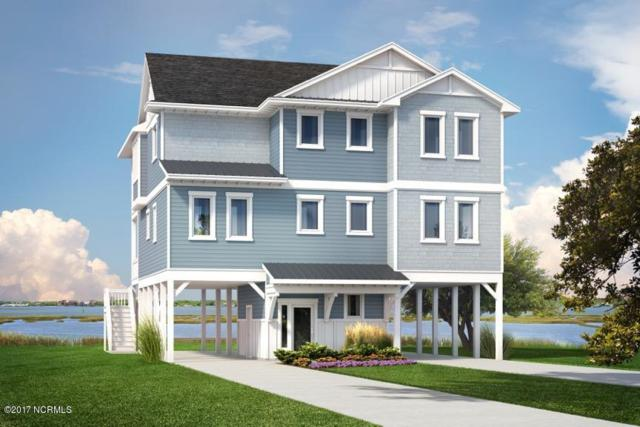 Lot 1 Boathouse Way, Topsail Beach, NC 28445 (MLS #100085656) :: Harrison Dorn Realty