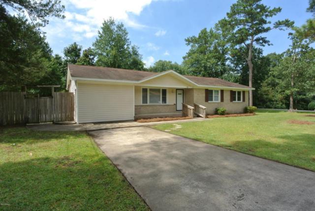 110 Paradise Circle, Havelock, NC 28532 (MLS #100085721) :: Century 21 Sweyer & Associates