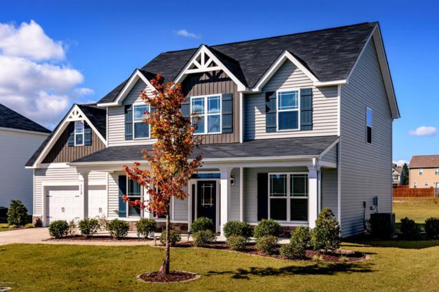 312 Southwest Plantation Drive, Jacksonville, NC 28540 (MLS #100085753) :: Century 21 Sweyer & Associates