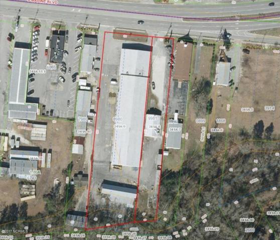 227 S Marine Boulevard, Jacksonville, NC 28540 (MLS #100085763) :: Century 21 Sweyer & Associates