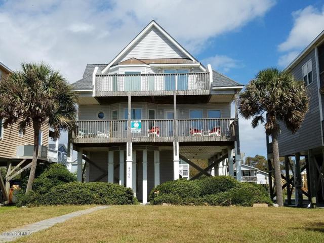 4306 E Beach Drive, Oak Island, NC 28465 (MLS #100085917) :: Coldwell Banker Sea Coast Advantage