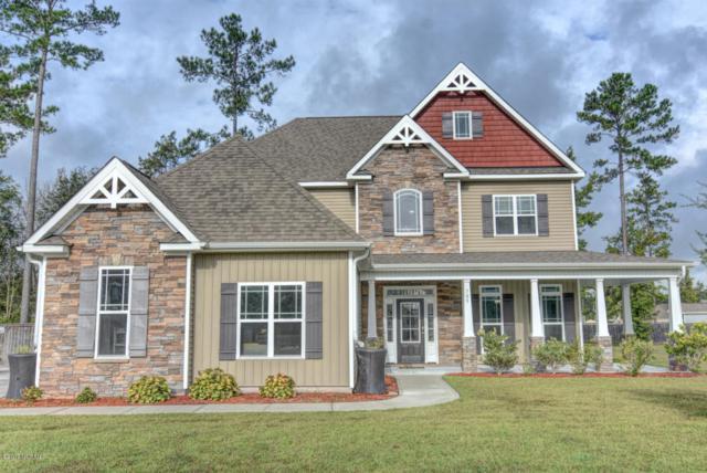 705 Southernwood Place, Hubert, NC 28539 (MLS #100085968) :: Coldwell Banker Sea Coast Advantage