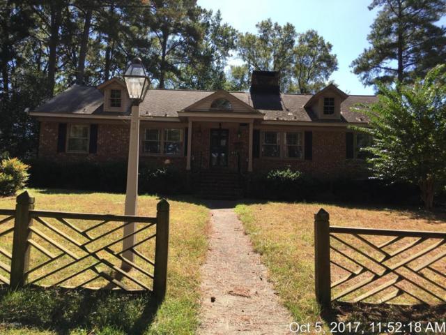 411 Albert Avenue NW, Wilson, NC 27893 (MLS #100086046) :: Century 21 Sweyer & Associates