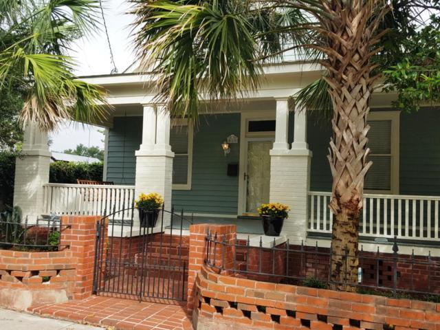 815 Dock Street, Wilmington, NC 28401 (MLS #100086051) :: David Cummings Real Estate Team