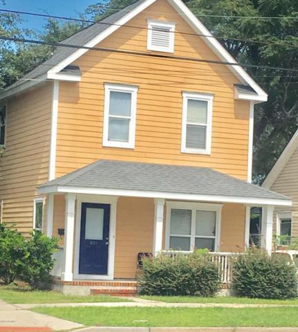 601 Harnett Street, Wilmington, NC 28401 (MLS #100086067) :: David Cummings Real Estate Team