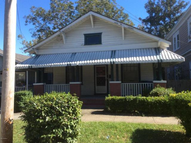 614 Mcrae Street, Wilmington, NC 28401 (MLS #100086095) :: David Cummings Real Estate Team