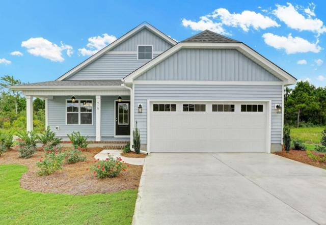 415 Pebble Shore Drive, Sneads Ferry, NC 28460 (MLS #100086177) :: Harrison Dorn Realty