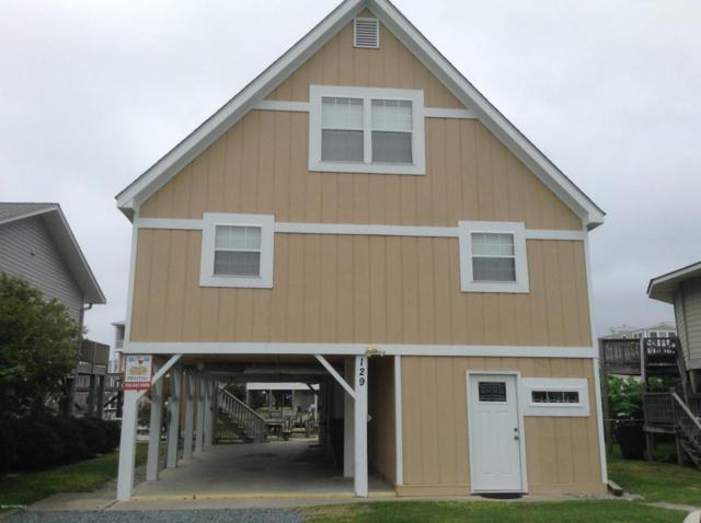 129 Salisbury Street, Holden Beach, NC 28462 (MLS #100086238) :: Coldwell Banker Sea Coast Advantage
