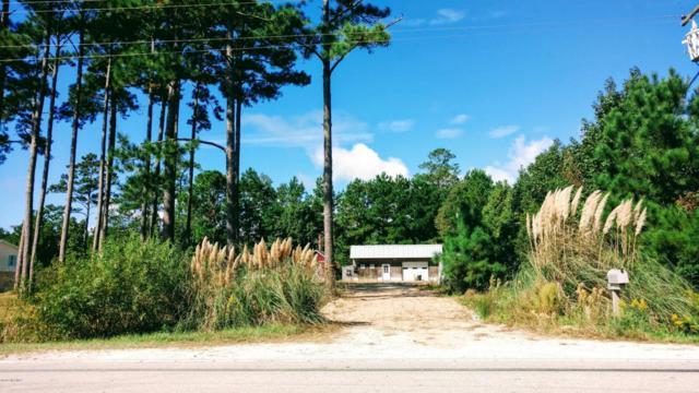 588 Harkers Island Road, Beaufort, NC 28516 (MLS #100086333) :: Century 21 Sweyer & Associates