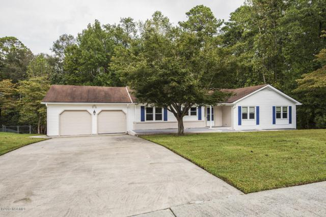 22 Runningbranch Drive, Havelock, NC 28532 (MLS #100086335) :: Century 21 Sweyer & Associates