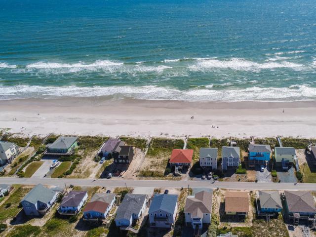 1319 Ocean Boulevard, Topsail Beach, NC 28445 (MLS #100086343) :: Harrison Dorn Realty