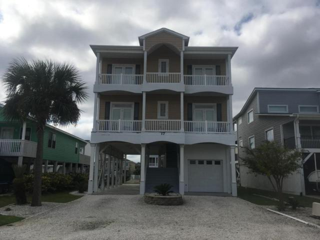 17 Pender Street, Ocean Isle Beach, NC 28469 (MLS #100086407) :: Coldwell Banker Sea Coast Advantage