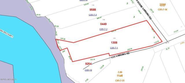 21 N Berne Landing Road, New Bern, NC 28562 (MLS #100086435) :: The Keith Beatty Team