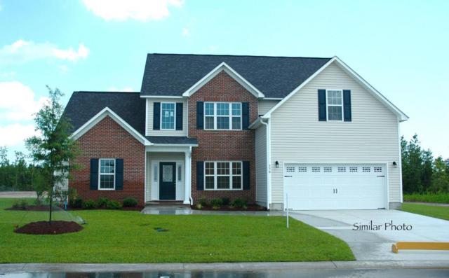 503 Turpentine Trail, Jacksonville, NC 28546 (MLS #100086506) :: Coldwell Banker Sea Coast Advantage
