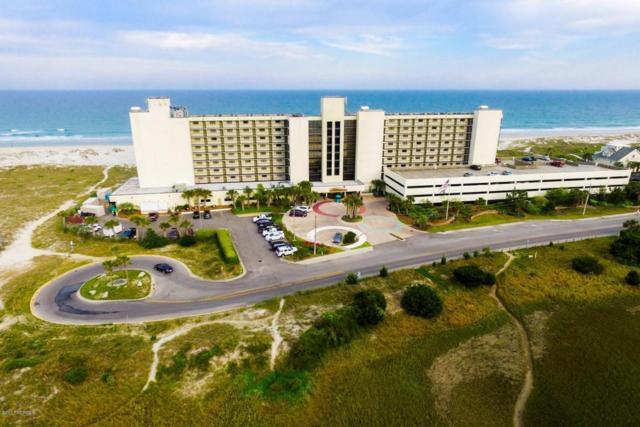 2700 N Lumina Avenue #801, Wrightsville Beach, NC 28480 (MLS #100086525) :: Resort Brokerage