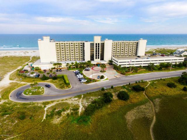 2700 N Lumina Avenue #412, Wrightsville Beach, NC 28480 (MLS #100086526) :: Resort Brokerage