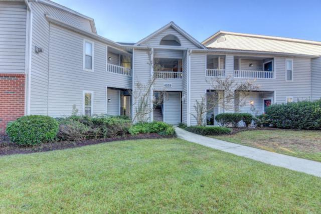 4109 Breezewood Drive #201, Wilmington, NC 28412 (MLS #100086562) :: Century 21 Sweyer & Associates