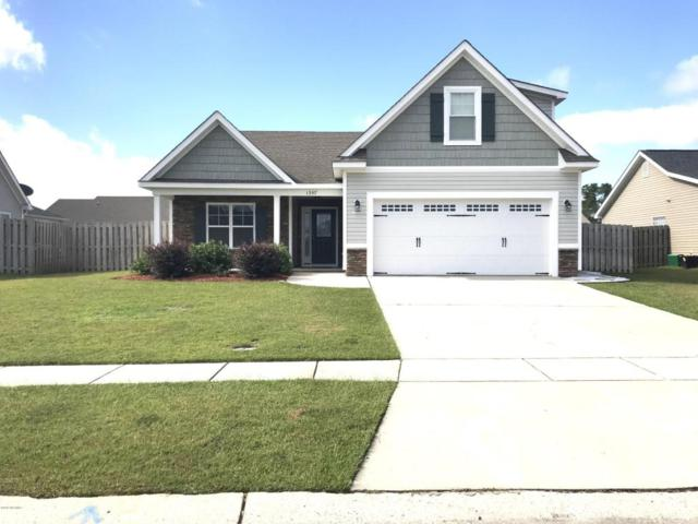 1357 Parkland Way, Leland, NC 28451 (MLS #100086585) :: The Keith Beatty Team