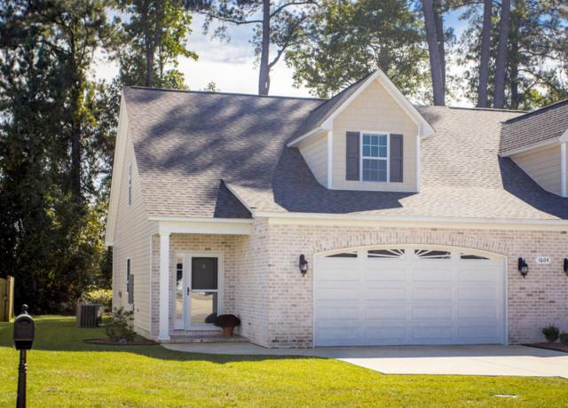 1604-A Cambria Drive, Greenville, NC 27834 (MLS #100086622) :: Century 21 Sweyer & Associates