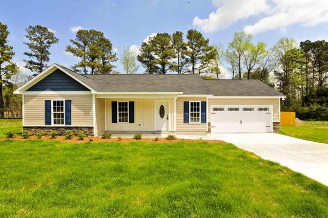 107 Hawsboro Court Lot 4, Jacksonville, NC 28540 (MLS #100086800) :: RE/MAX Essential