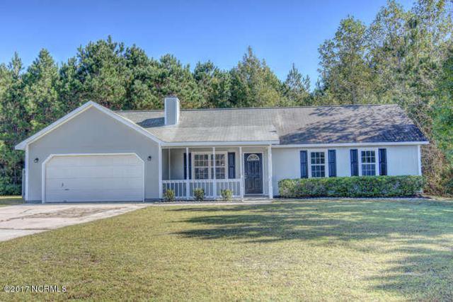 135 Daphne Drive, Hubert, NC 28539 (MLS #100086855) :: Century 21 Sweyer & Associates