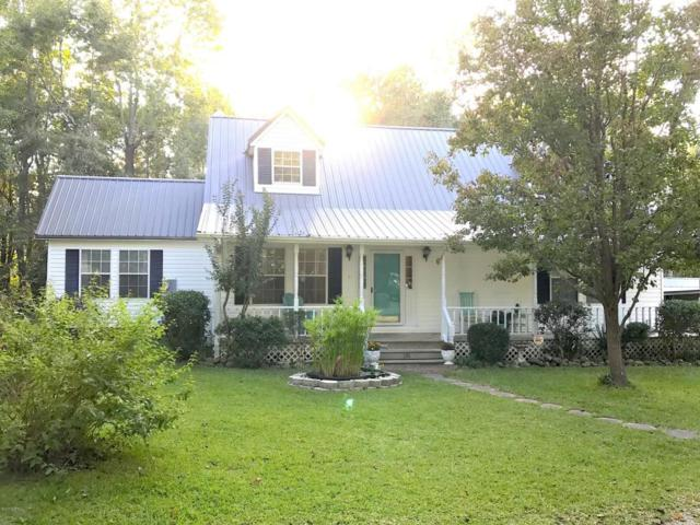 584 Howards Landing Road, Hampstead, NC 28443 (MLS #100086877) :: RE/MAX Essential