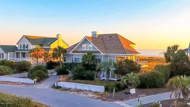 8 Coquina Trail, Bald Head Island, NC 28461 (MLS #100086895) :: Century 21 Sweyer & Associates