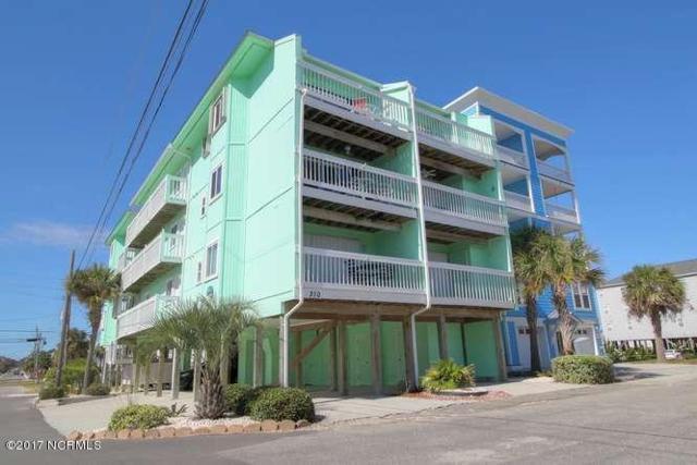 310 Carolina Beach Avenue S 3-A, Carolina Beach, NC 28428 (MLS #100086910) :: RE/MAX Essential
