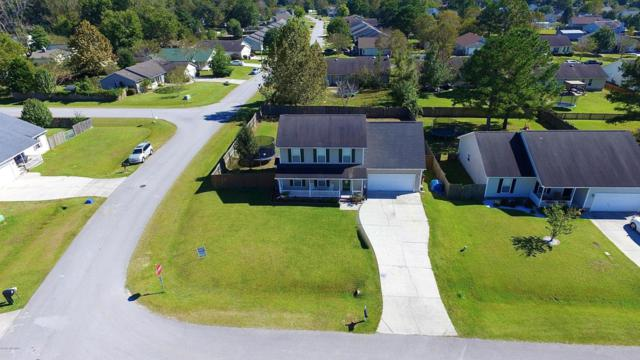 101 Bennie Court, Jacksonville, NC 28540 (MLS #100086913) :: Century 21 Sweyer & Associates