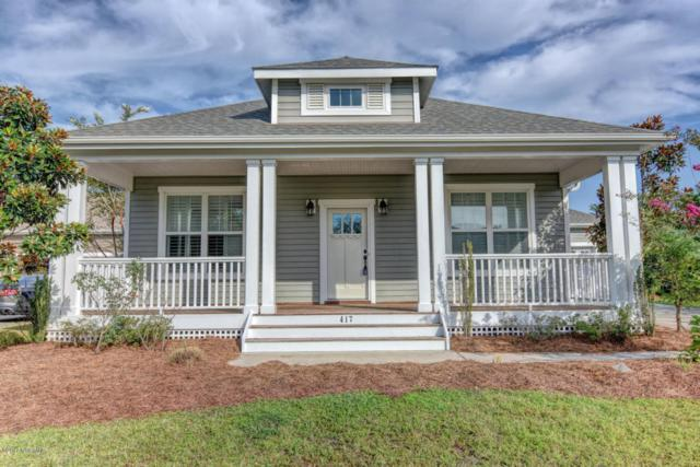 417 Belvedere Drive, Holly Ridge, NC 28445 (MLS #100086956) :: RE/MAX Essential