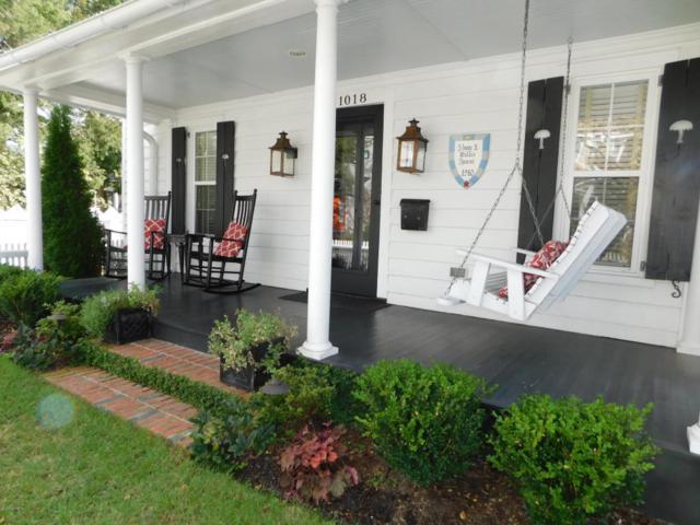 1018 Ann Street, Beaufort, NC 28516 (MLS #100086972) :: Century 21 Sweyer & Associates