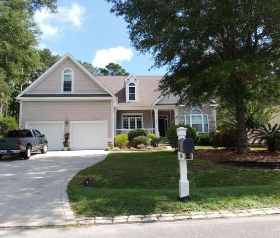 1072 Sea Bourne Way, Sunset Beach, NC 28468 (MLS #100086986) :: Resort Brokerage