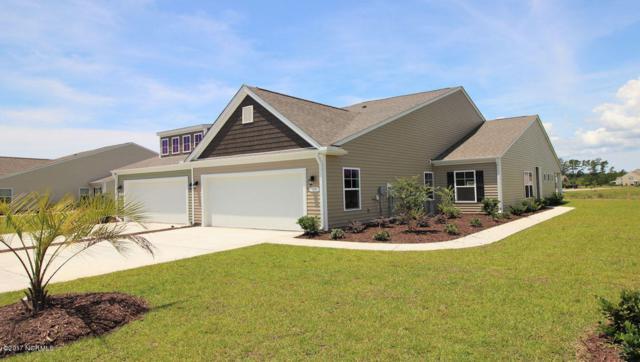 100 Calabash Lakes Boulevard 534B, Carolina Shores, NC 28467 (MLS #100086988) :: Harrison Dorn Realty