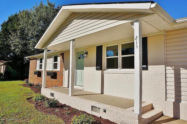 215 Noble Lane, Jacksonville, NC 28546 (MLS #100087006) :: Century 21 Sweyer & Associates