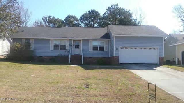 304 Preakness Lane, Sneads Ferry, NC 28460 (MLS #100087016) :: Century 21 Sweyer & Associates