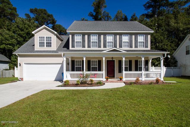 105 Erskine Court, Jacksonville, NC 28540 (MLS #100087026) :: Resort Brokerage
