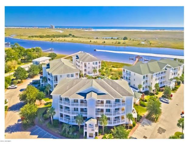 1135 Park Road SW #1202, Sunset Beach, NC 28468 (MLS #100087457) :: SC Beach Real Estate