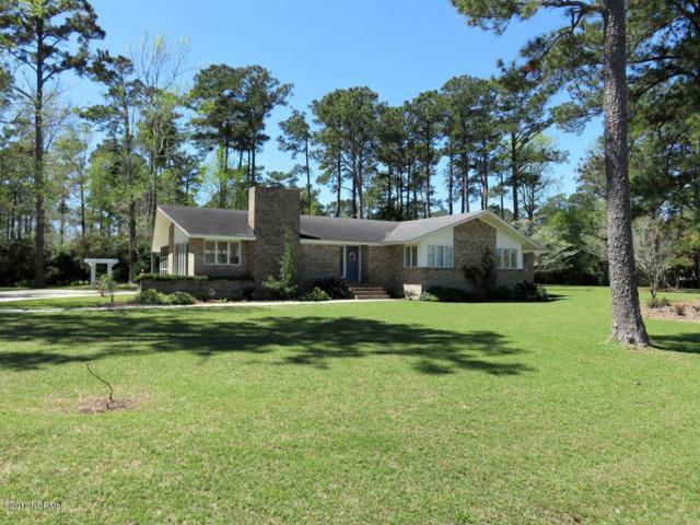 126 N Shore Drive, Beaufort, NC 28516 (MLS #100087717) :: RE/MAX Essential