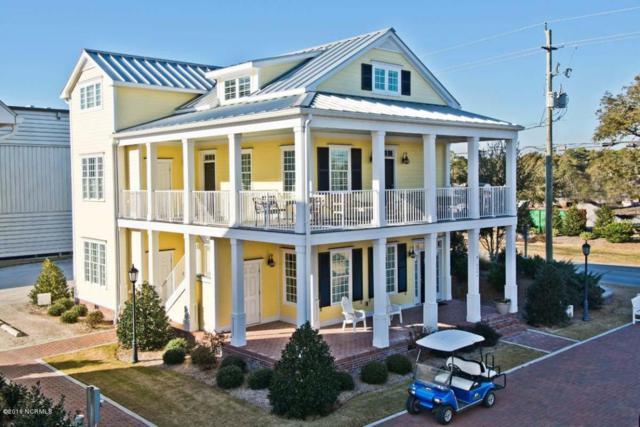 1000 Village Lane B, Beaufort, NC 28516 (MLS #100088054) :: David Cummings Real Estate Team