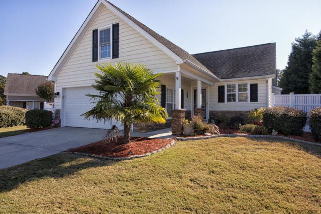 5025 Glen Cove Drive SE, Southport, NC 28461 (MLS #100088066) :: Donna & Team New Bern