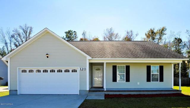 120 Christy Drive, Beulaville, NC 28518 (MLS #100088071) :: Century 21 Sweyer & Associates