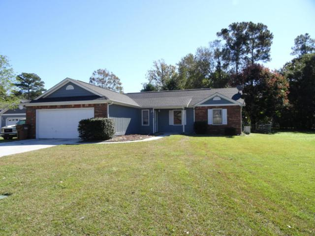 506 Tall Pine Court, Midway Park, NC 28544 (MLS #100088202) :: Courtney Carter Homes