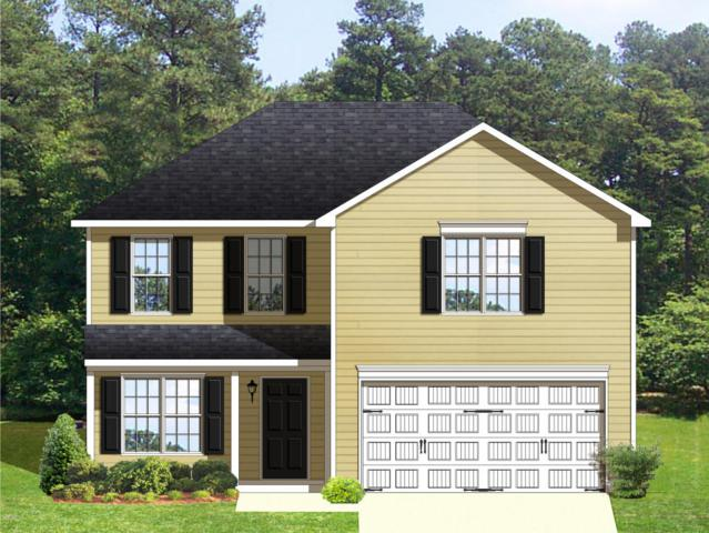 9 Wave Lane, Carolina Shores, NC 28467 (MLS #100088255) :: Harrison Dorn Realty