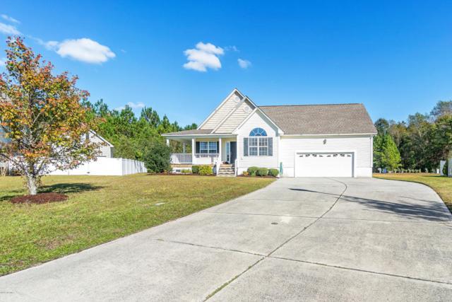 713 Mandolin Lane, Newport, NC 28570 (MLS #100088564) :: Century 21 Sweyer & Associates
