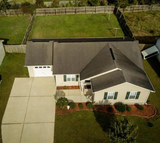 130 Sweet Bay Drive, New Bern, NC 28560 (MLS #100088597) :: Century 21 Sweyer & Associates