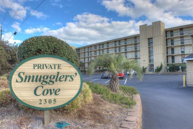 2305 W Fort Macon Road #105, Atlantic Beach, NC 28512 (MLS #100089334) :: Courtney Carter Homes
