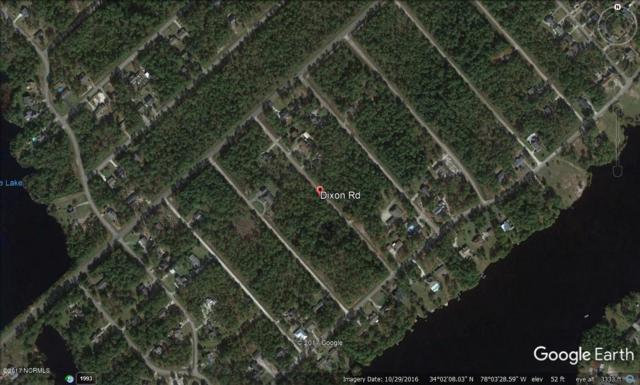 00 Dixon, Boiling Spring Lakes, NC 28461 (MLS #100089646) :: Coldwell Banker Sea Coast Advantage