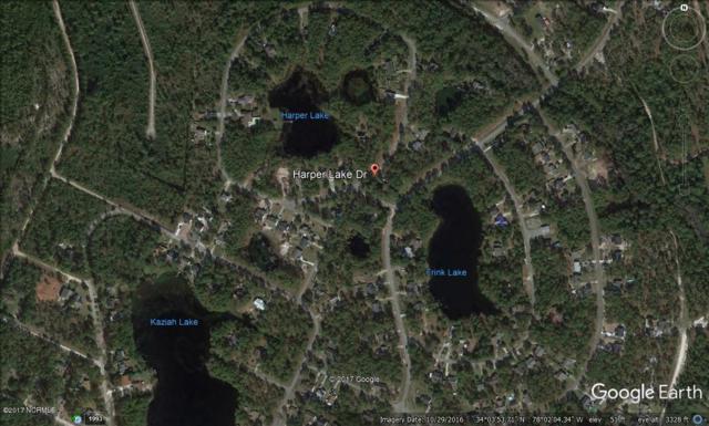 00 Harper Lake, Boiling Spring Lakes, NC 28461 (MLS #100089651) :: Coldwell Banker Sea Coast Advantage